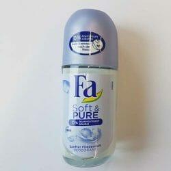 Produktbild zu Fa Soft & Pure Deodorant Roll-On