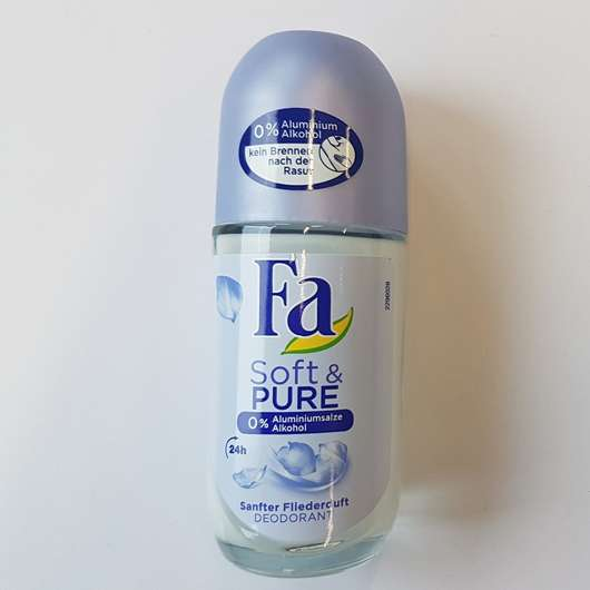 Fa Soft & Pure Deodorant Roll-On
