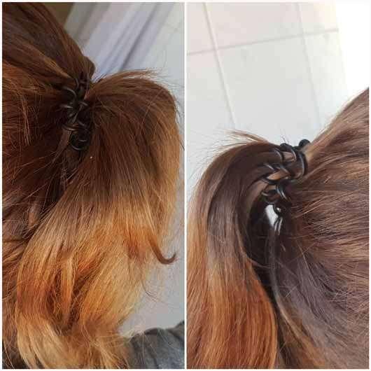 for your Beauty Spiralzopfgummis (Matt Optik) - Zopfgummi im Haar