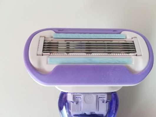 Klinge des Gillette Venus Swirl Rasierers