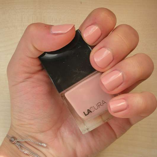 <strong>Lacura Beauty</strong> Nagellack - Fabe: 108 Tender Rose