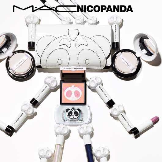 MAC x NicoPanda Make-up-Edition