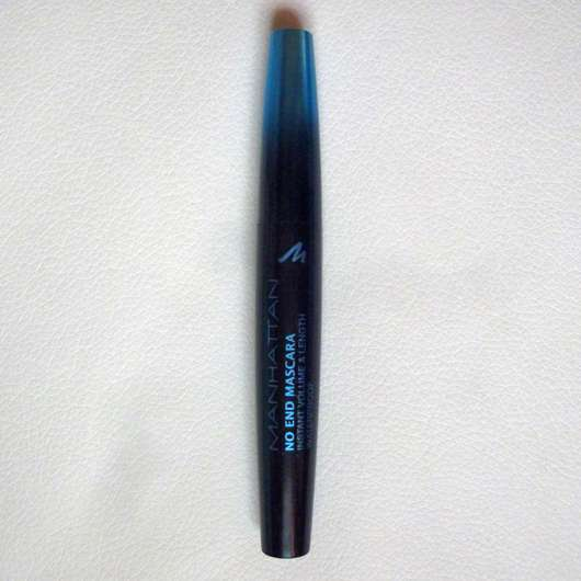 <strong>MANHATTAN</strong> No End Mascara Waterproof - Farbe: 1010N Black