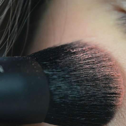 Blush Brush im Einsatz