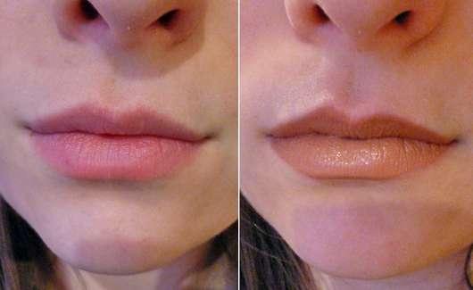 Lippen ohne/mit Maybelline Super Stay Matte Ink Un-Nude Liquid Lipstick, Farbe: 65 Seductress