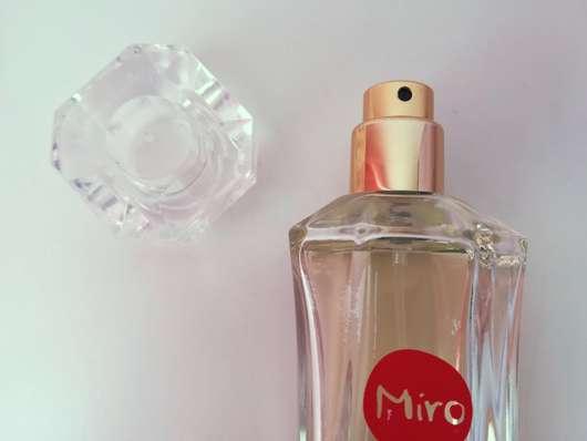 Test - Damendüfte - Miro Femme Eau de Parfum - Testbericht ...