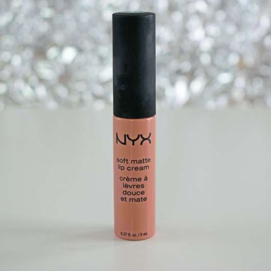 <strong>NYX</strong> Soft Matte Lip Cream - Farbe: Athens
