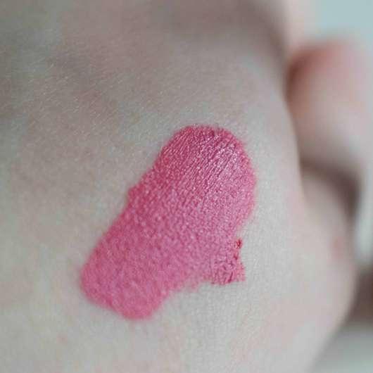 Lip Cream direkt nach dem Autrag