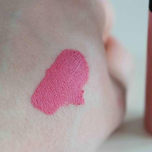 Swatch -NYX Soft Matte Lip Cream, Farbe: Instanbul