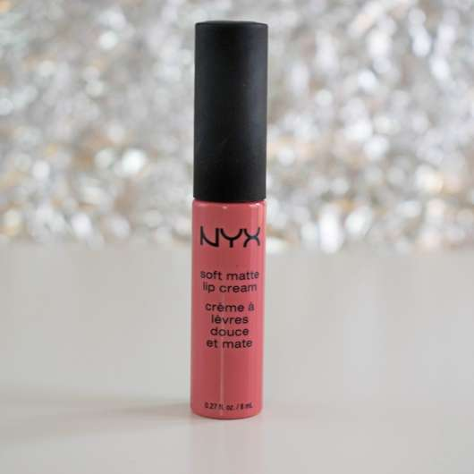 NYX Soft Matte Lip Cream, Farbe: Milan