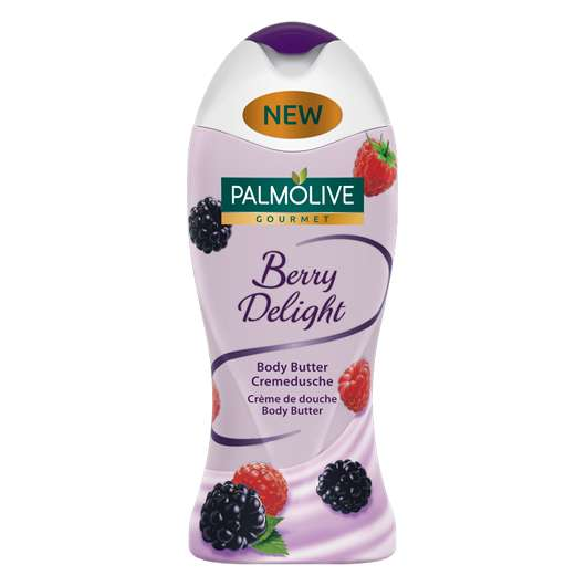 Palmolive Gourmet Body Butter Cremedusche Berry Delight