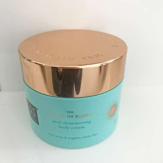 <strong>RITUALS</strong> The Ritual Of Karma Soul Shimmering Body Cream