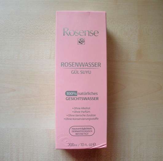 Rosense Gülsuyu Rose Water