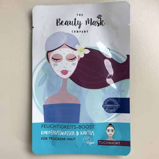 <strong>The Beauty Mask Company</strong> Feuchtigkeits-Boost Tuchmaske