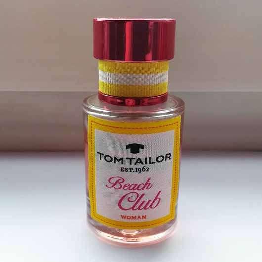 <strong>TOM TAILOR</strong> Beach Club Woman Eau de Toilette