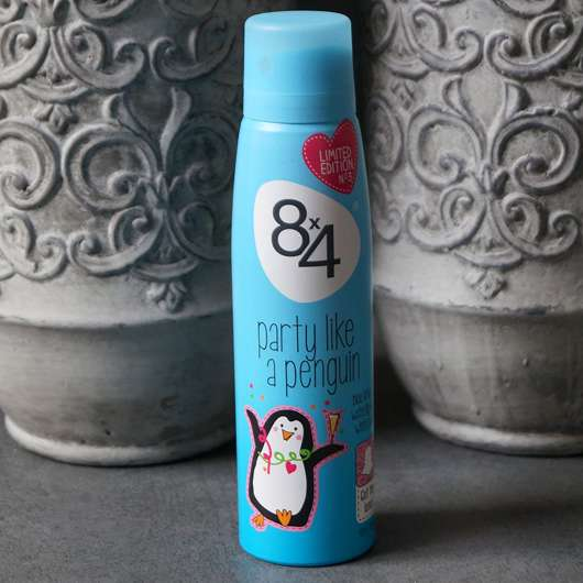 8x4 party like a penguin Deodorant Spray (LE) - Dose