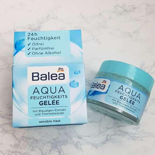 Balea Aqua Feuchtigkeitsgelée