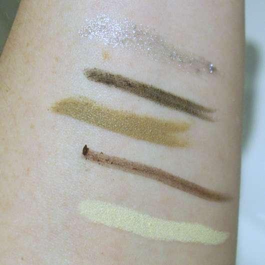 Unterarm mit Make-up
