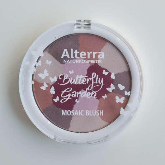 <strong>Alterra Naturkosmetik</strong> Butterfly Garden Mosaic Blush (LE)