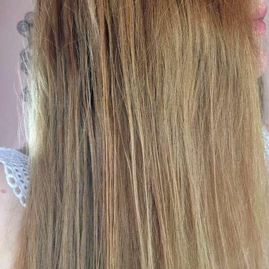 Haare nach 4 Wochen