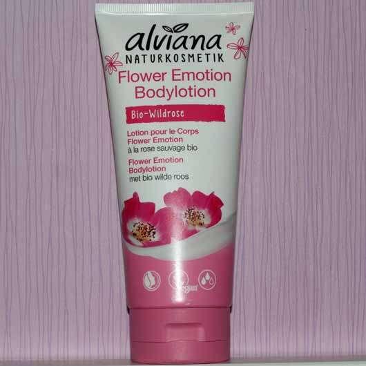 alviana Naturkosmetik Flower Emotion Bodylotion - Tube