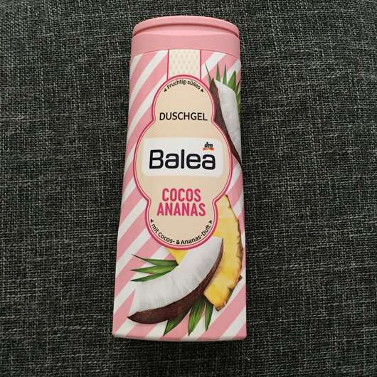 Balea Duschgel Cocos Ananas (LE)