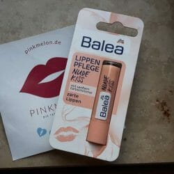 Produktbild zu Balea Lippenpflege Nude Kiss (LE)