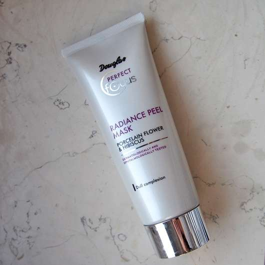<strong>Douglas Perfect Focus</strong> Radiance Peel Mask