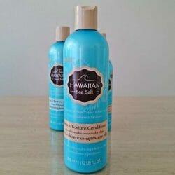 Produktbild zu HASK Hawaiian Sea Salt Conditioner