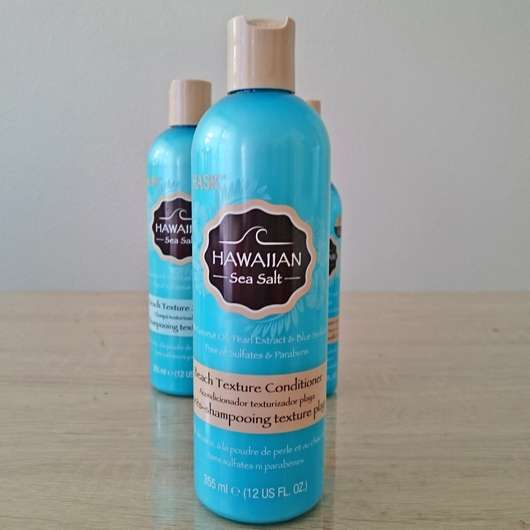 HASK Hawaiian Sea Salt Conditioner