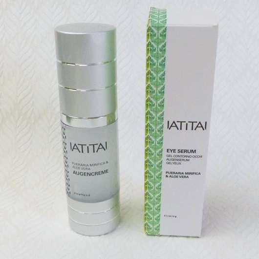 <strong>IATITAI</strong> Eye Serum Pueraria Mirifica & Aloe Vera