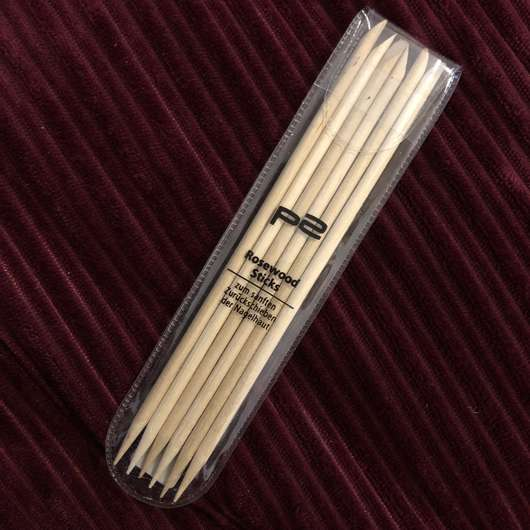 <strong>p2 cosmetics</strong> Rosewood Sticks