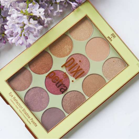 Pixi Eye Reflections Shadow Palette, Farbe: Mixed Metals