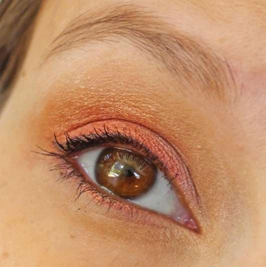AMU mit Pixi Eye Reflections Shadow Palette, Farbe: Mixed Metals