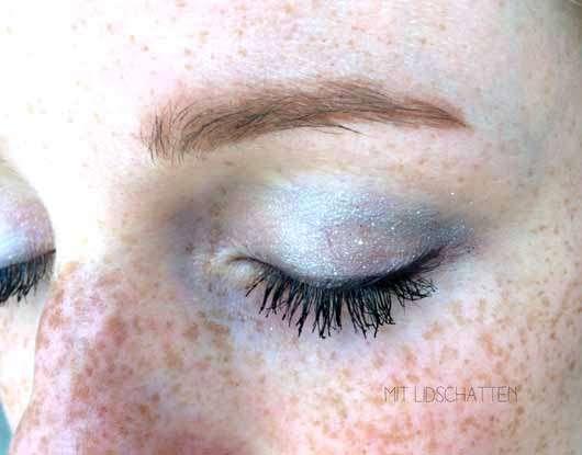 Pixi Liquid Fairy Lights Glimmery Shadow, Farbe: Crystalline -auf dem Auge