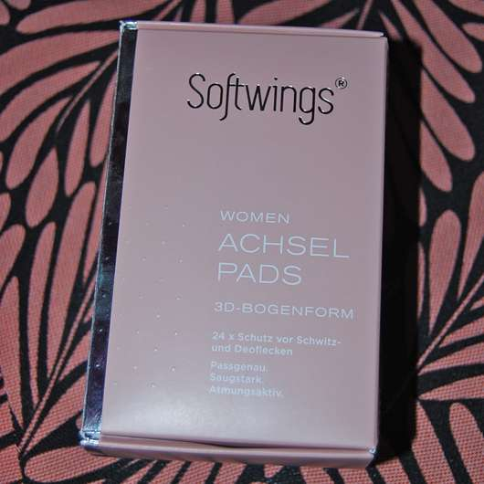 SOFTWINGS 3D-Bogenform Achselpads