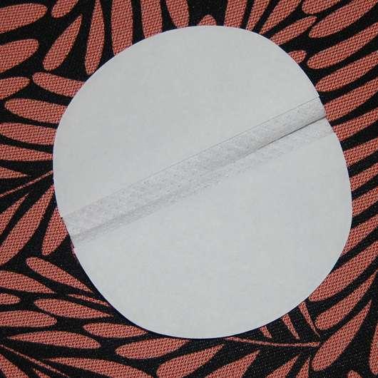 Rückseite der SOFTWINGS 3D-Bogenform Achselpads