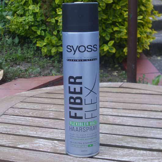 SYOSS Fiber Flex Flexibler Halt Haarspray - Dose