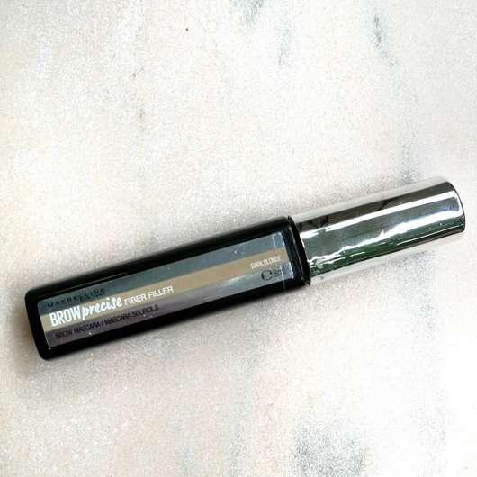 Maybelline BROWprecise Fiber Filler, Farbe: Dark Blond