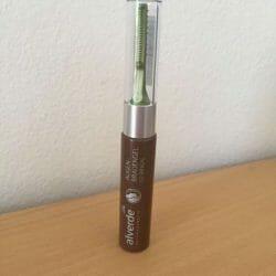 Produktbild zu alverde Naturkosmetik Augenbrauengel – Farbe: 02 braun