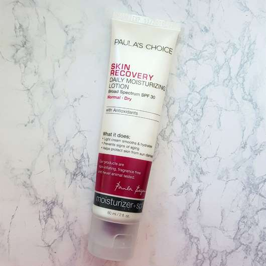 <strong>Paula's Choice</strong> Skin Recovery Daily Moisturizing Lotion