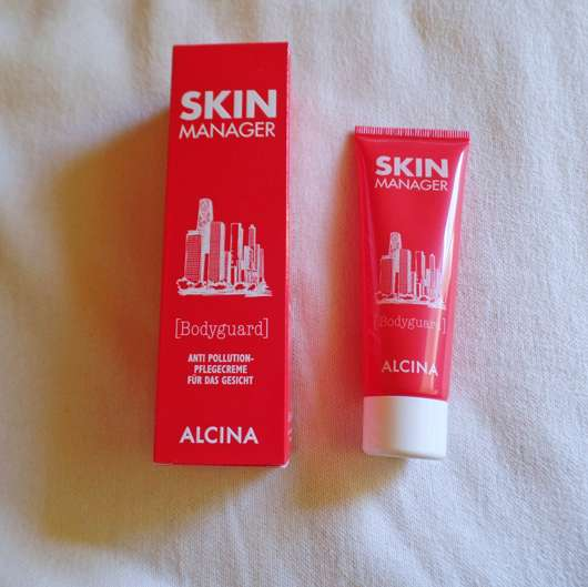 <strong>Alcina</strong> Skin Manager Bodyguard