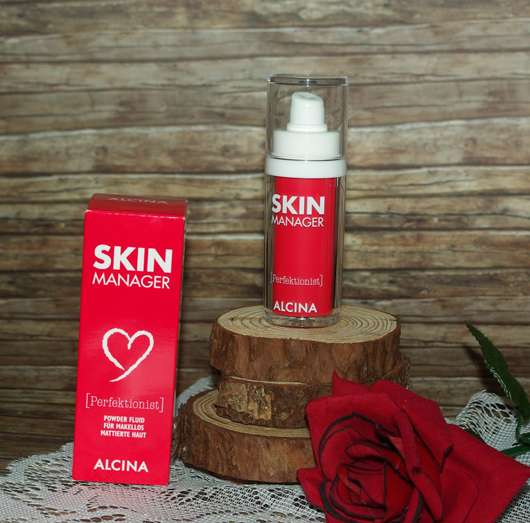 <strong>Alcina</strong> Skin Manager Perfektionist