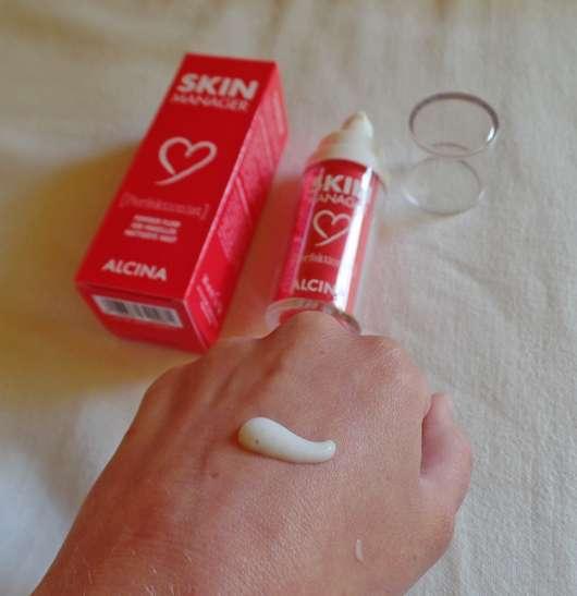 Konsistenz - ALCINA Skin Manager Perfektionist