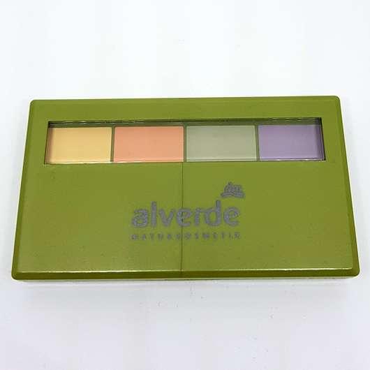 alverde Color Correcting Palette