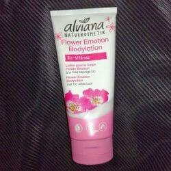 Produktbild zu alviana Flower Emotion Bodylotion