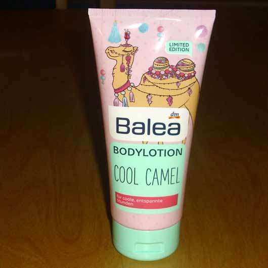 Balea Bodylotion Cool Camel (LE)