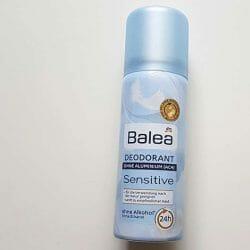 Produktbild zu Balea Deodorant Spray Sensitive