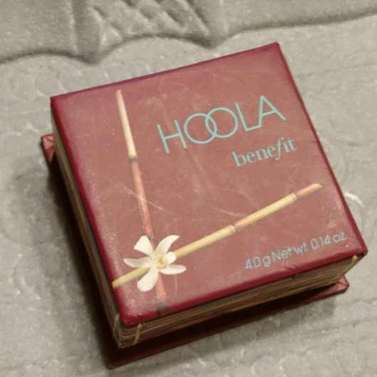 Benefit Hoola Bronzer - Verpackung