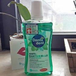 Produktbild zu DONTODENT Antibakterielle Mundhygiene Mundspülung
